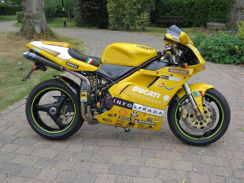 Marvellous Motorbikes at Charterhouse